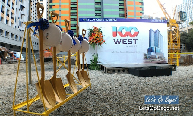 100 West Makati Condominium