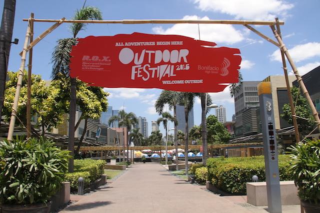ROX Outdoor Festival