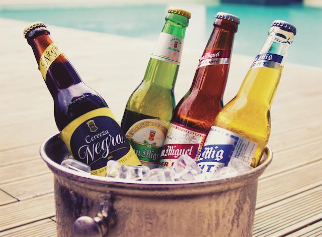 Beer Plunge Promo