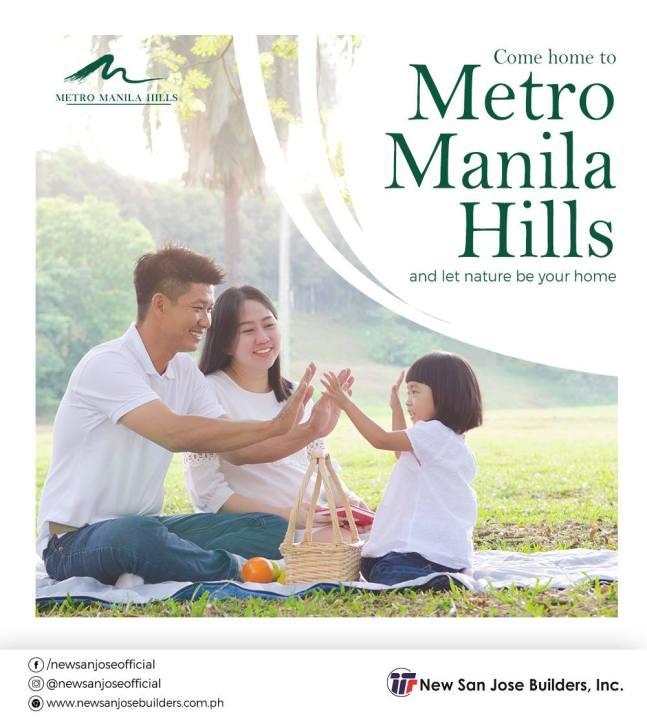 Metro Manila Hills Rizal