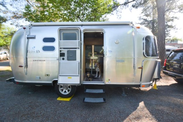 Rent an Airstream to North San Francisco