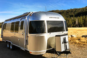 28 International Airstream Rental