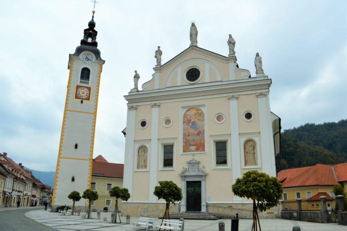 Kamnik Church