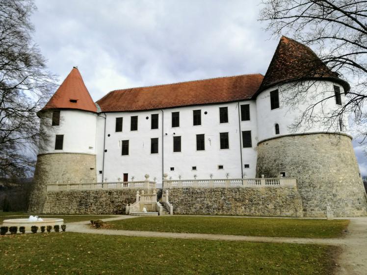 A day trip to Sevnica from Ljubljana