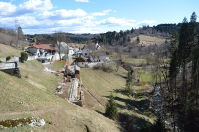 A view from the castle.