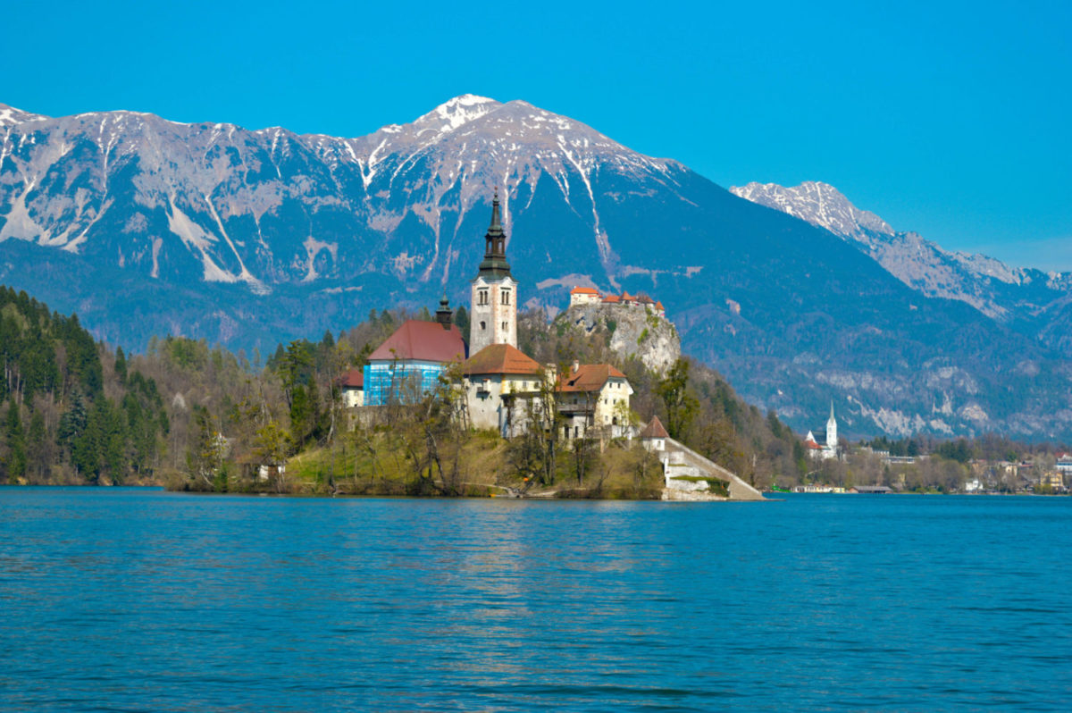 10 Amazing Facts About Slovenia!