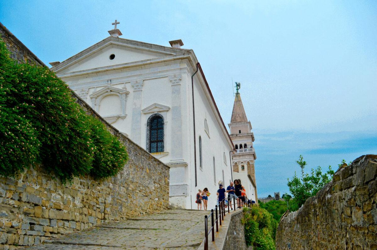 Piran walking church (1 of 1)