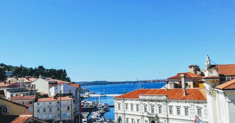 Apartments Pyros – a homey stay in Piran