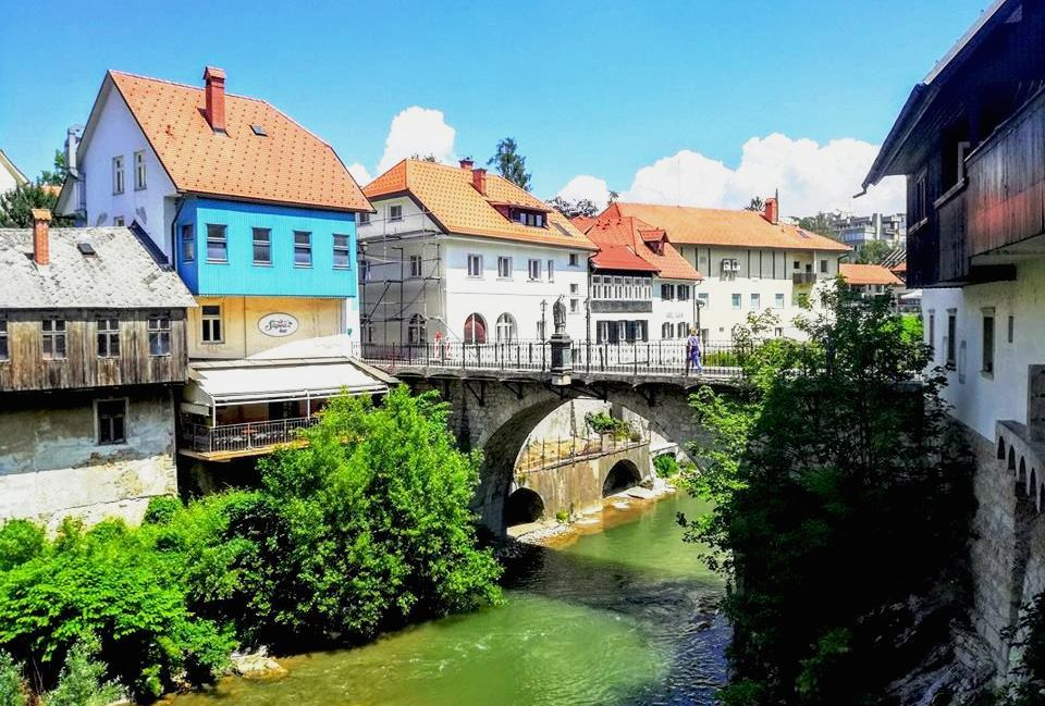 Everybody says – Škofja Loka is so pretty!