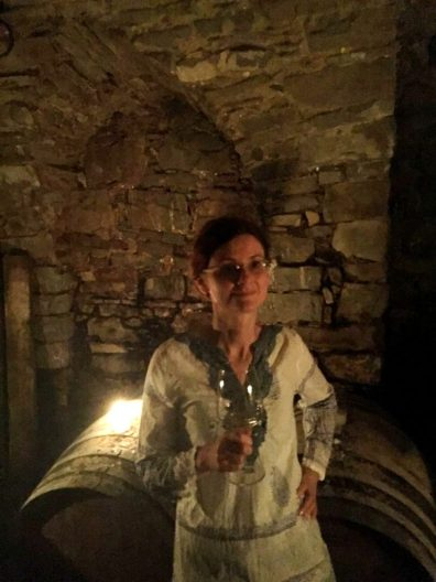 Guest writer Sonja Bezjak