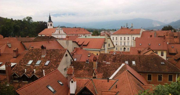 A walk back in time in Kamnik