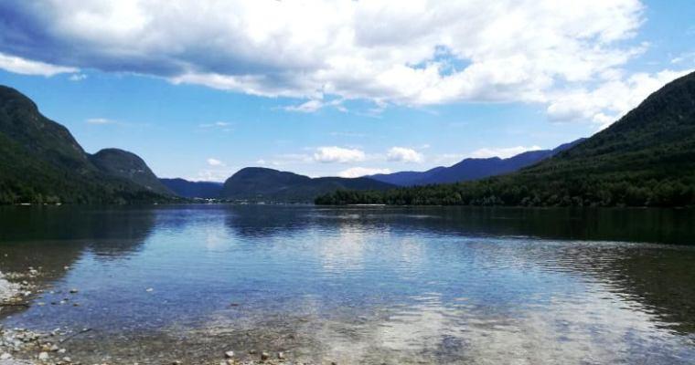 "Lake Bohinj – the ""other"" beautiful lake of Slovenia (beside Lake Bled)"