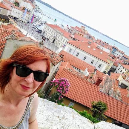Founder of Let's Go Slovenia and its contributor Marijana Podhraški