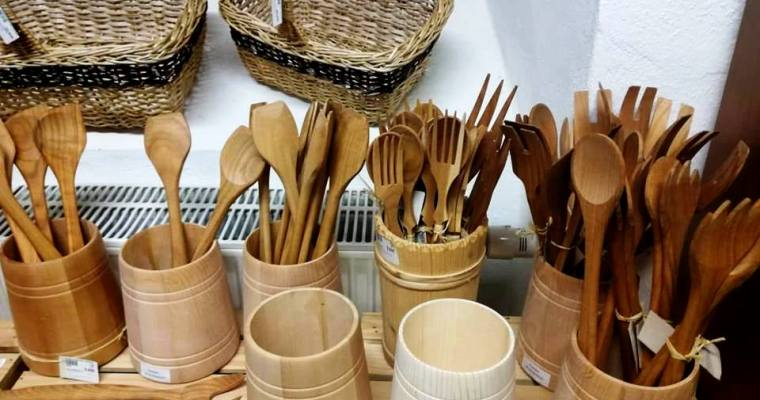 """Visiting Ribnica – the town famous for woodenware or """"suha roba"""""""