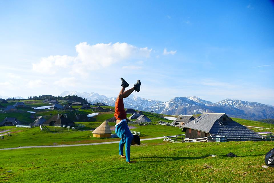 Moving to Slovenia: Tour guide, cook and yoga teacher Tarun Sharma from New Delhi