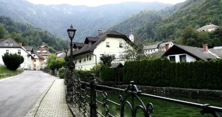 Kropa – the unique heritage of iron-forging in Slovenia