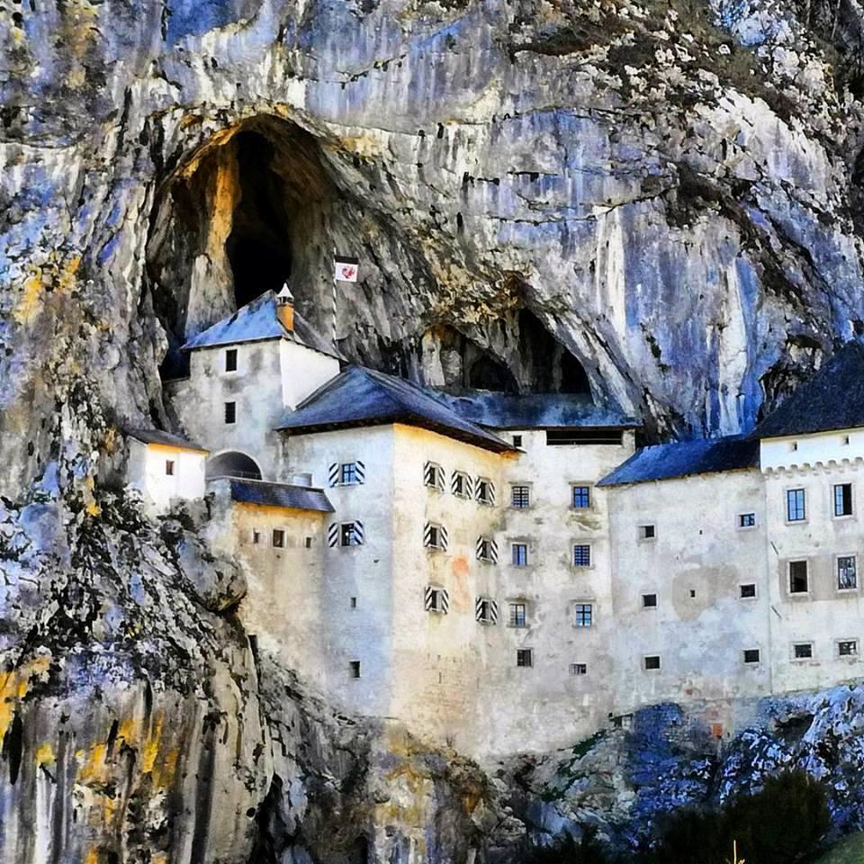 Predjama Castle: Slovenia's Castle Meets Game of Thrones!