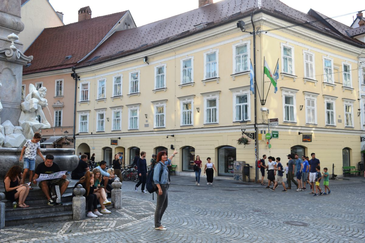 A quick list of Ljubljana's MUST SEE buildings