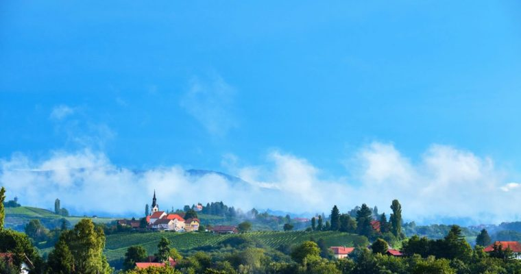 Welcome to Jeruzalem in Slovenia!