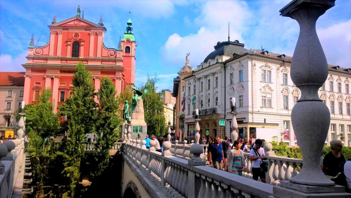 5 Ljubljana neighbourhoods to visit!