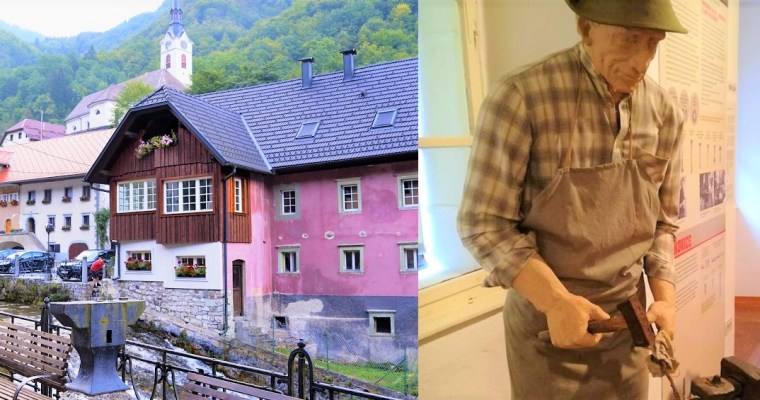 Iron Forging Museum in Kropa declared a cultural monument