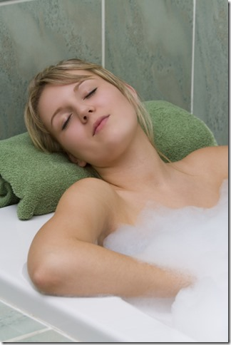 Relaxing In Bubbles
