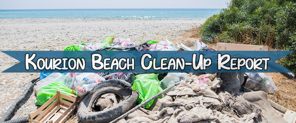 Kourion Beach Cleanup