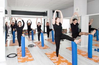 let's move udine pilates matwork