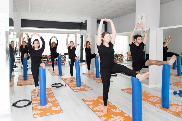 let's move udine pilates matwork