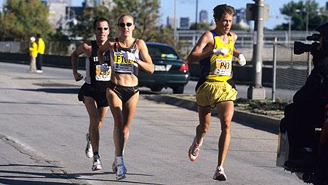 Image result for paula radcliffe 2002 chicago