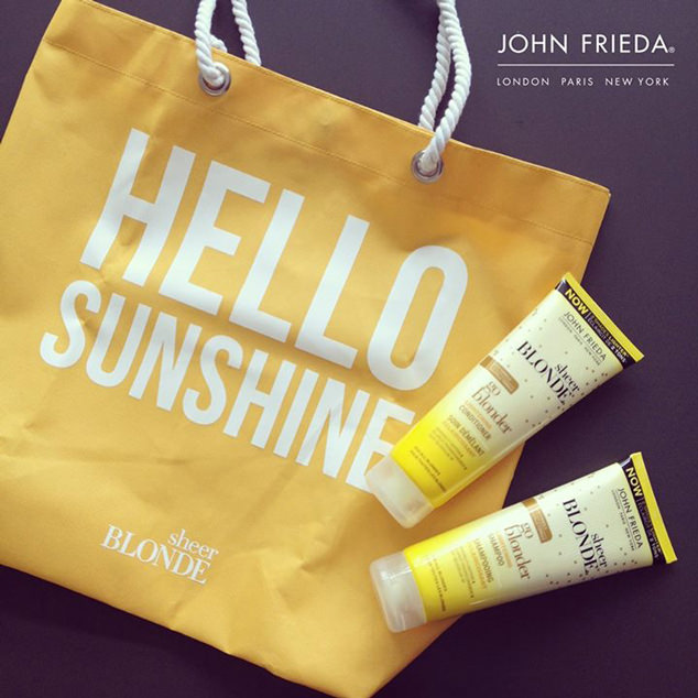 john frieda competition