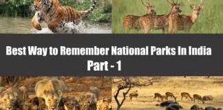 National Parks WildlifeSanctuaries