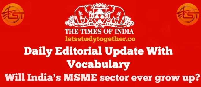 Daily Editorial Updates with Vocabulary