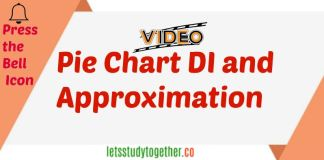 Pie Chart DI and Approximation
