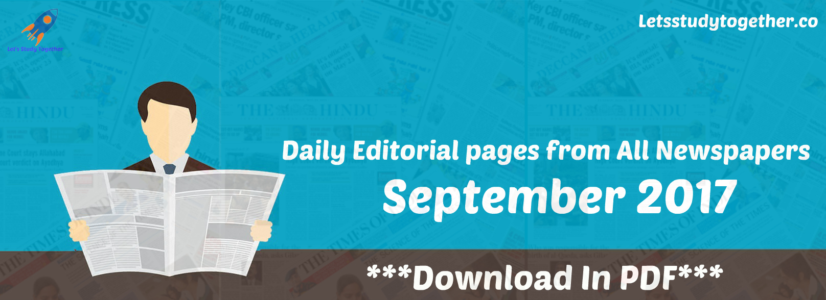 Daily Editorial pages from All Newspapers : 20-September-2017