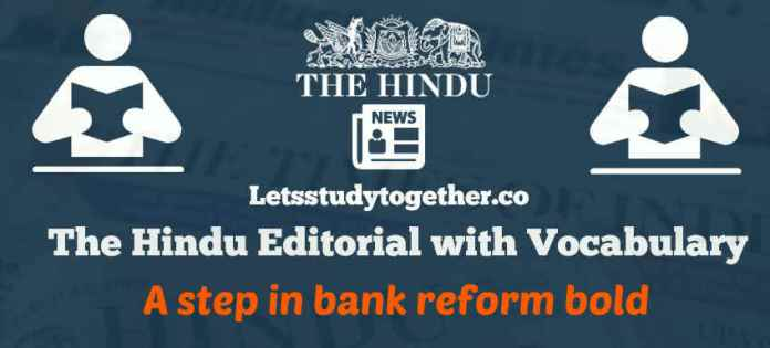 Daily The Hindu Editorial with Vocabulary