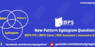 New Pattern Syllogism