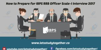 IBPS RRB Officer Scale-I Interview