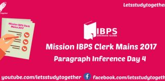 Paragraph Inference