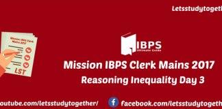 Reasoning Inequality