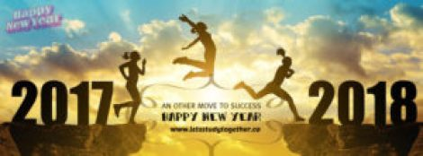 Wishing a very Happy New Year