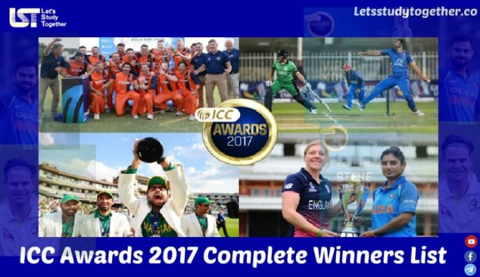 ICC Awards 2017