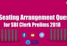 Advanced Level Linear Arrangement Questions for SBI PO Mains