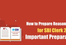How to Prepare Reasoning for SBI Clerk
