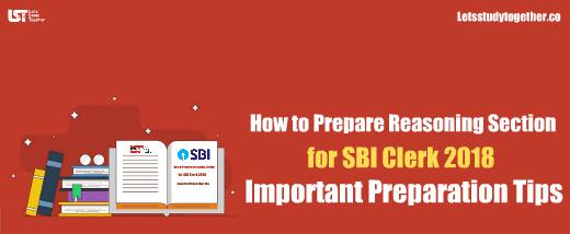 How to Prepare Reasoning for SBI Clerk