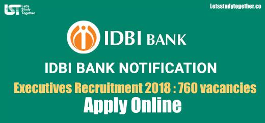 IDBI Bank Recruitment