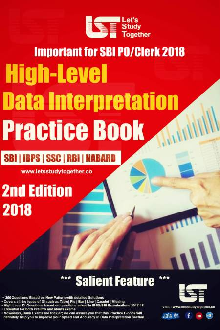 High Level Data Interpretation Practice Book
