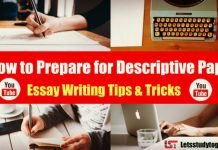 How to Prepare for Descriptive Paper (Essay Writing ) for SBI | IBPS | SSC | NABARD Exam 2018