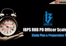 IBPS RRB PO Officer Scale-I 70 Days Study Plan – Check Here