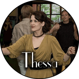 Thessa - Dansdocent Let's Swing Groningen